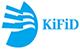 Kifit-logo blauw