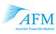 AFM-logo blauw